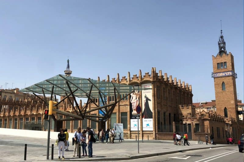 Caixaforum in Barcelona