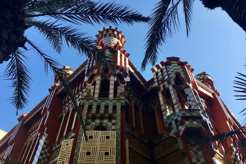 Casa Vicens by Antoni Gaudí
