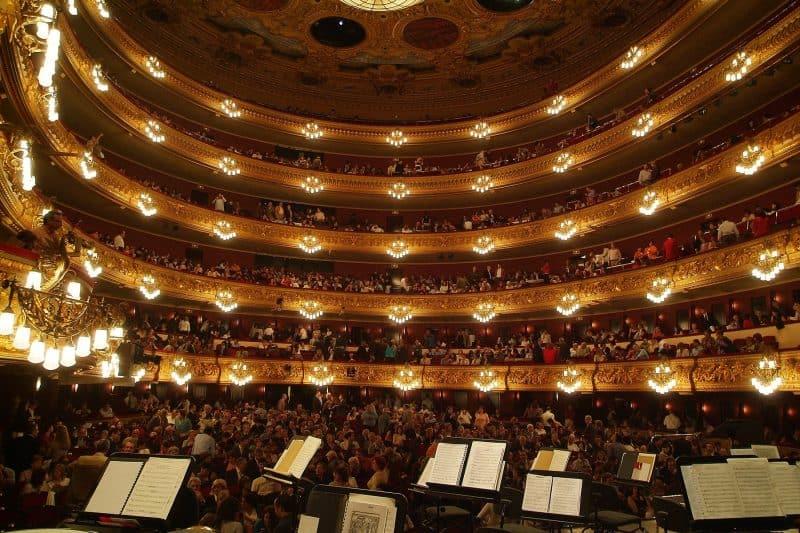 El Liceu Opera