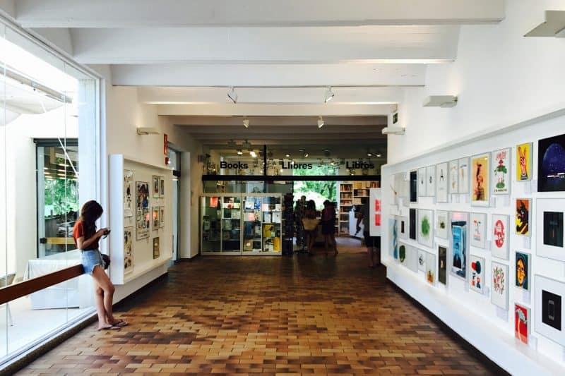 Joan Miró foundation in Barcelona