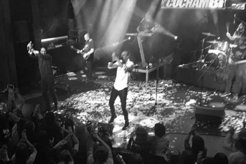 concert at luz de gas in barcelona